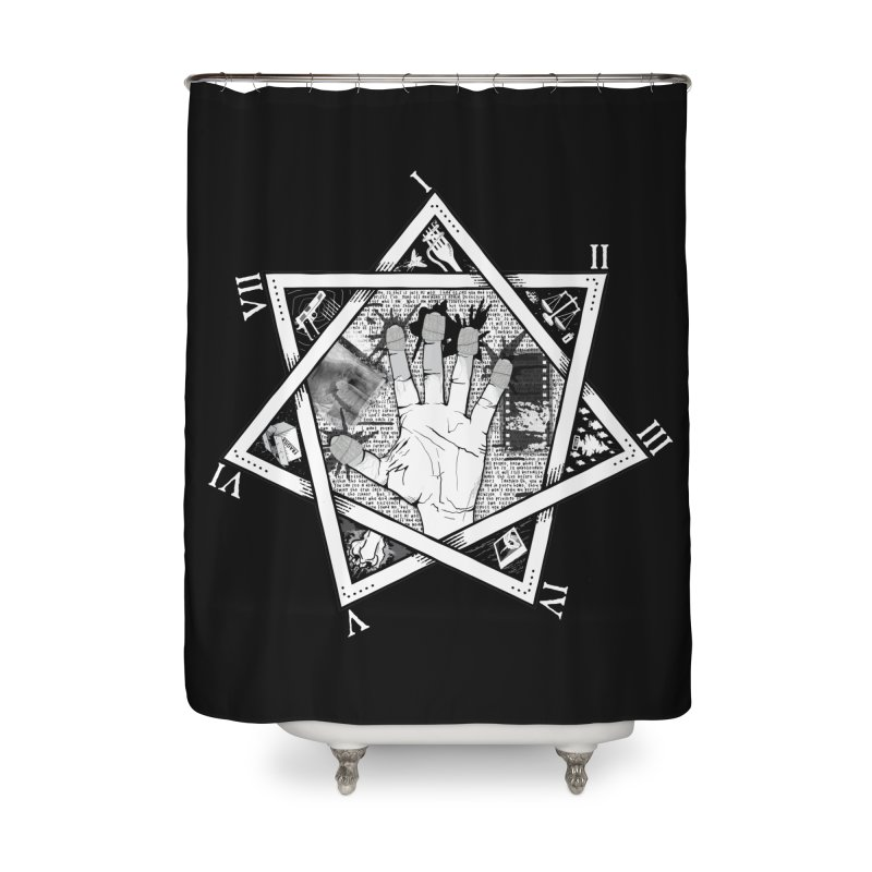 Hand of Doe Home Shower Curtain by Cold Lantern Collection