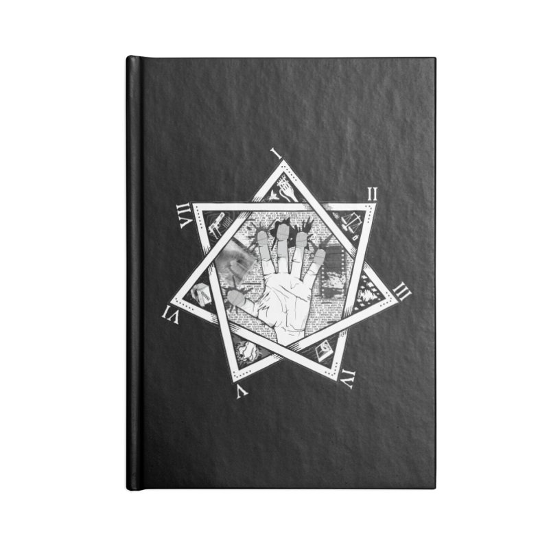 Hand of Doe Accessories Blank Journal Notebook by Cold Lantern Collection