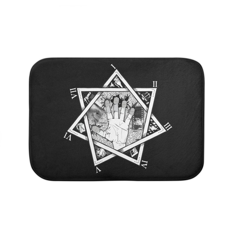 Hand of Doe Home Bath Mat by Cold Lantern Collection