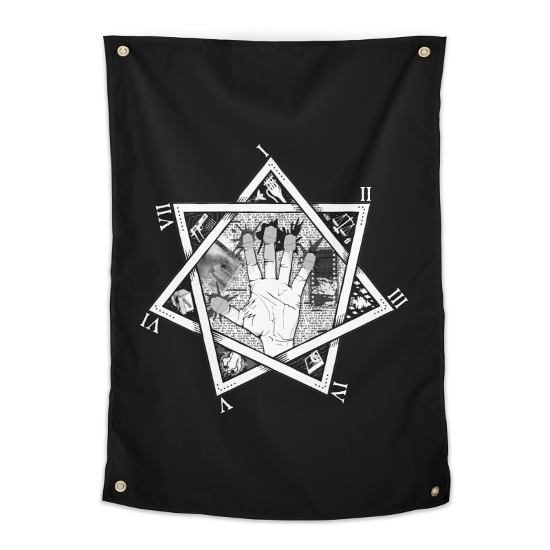 Hand of Doe Home Tapestry by Cold Lantern Collection