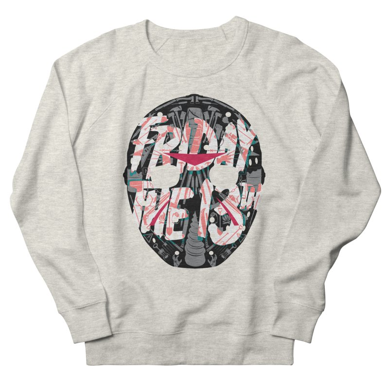 """Weapons of Choice """"Title Card"""" Variant Women's French Terry Sweatshirt by Cold Lantern Collection"""