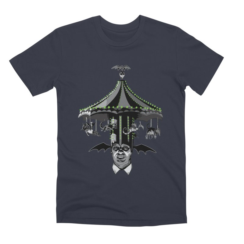 Step Right Up! Men's Premium T-Shirt by Cold Lantern Collection