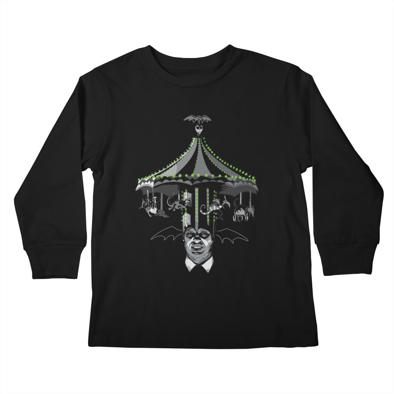Step Right Up! Kids Longsleeve T-Shirt by Cold Lantern Collection