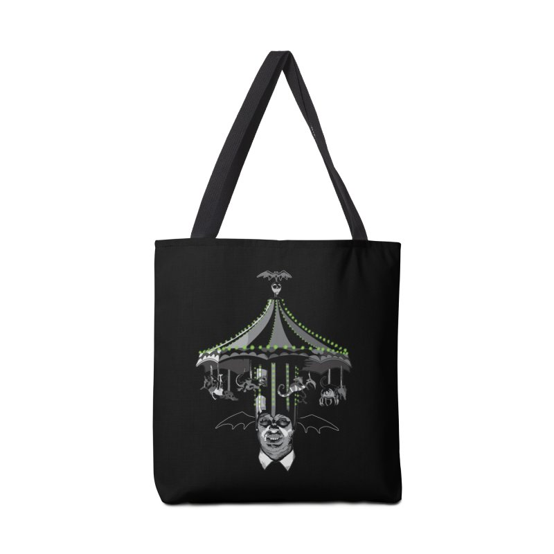 Step Right Up! Accessories Tote Bag Bag by Cold Lantern Collection