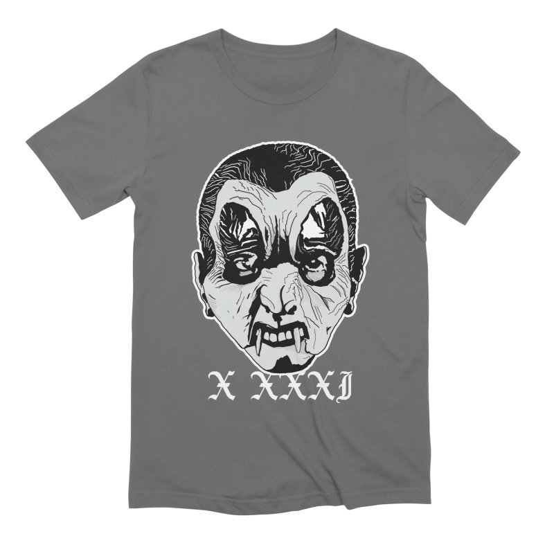 "X XXXI ""Vampire Kid"" Men's Extra Soft T-Shirt by Cold Lantern Collection"