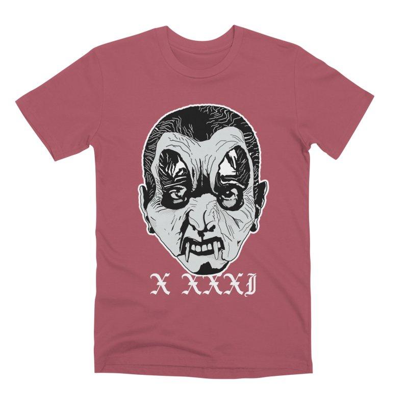 "X XXXI ""Vampire Kid"" Men's Premium T-Shirt by Cold Lantern Collection"
