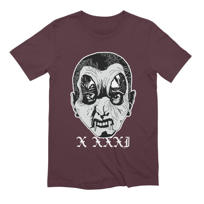 """X XXXI """"Vampire Kid"""" Men's Extra Soft T-Shirt by Cold Lantern Collection"""