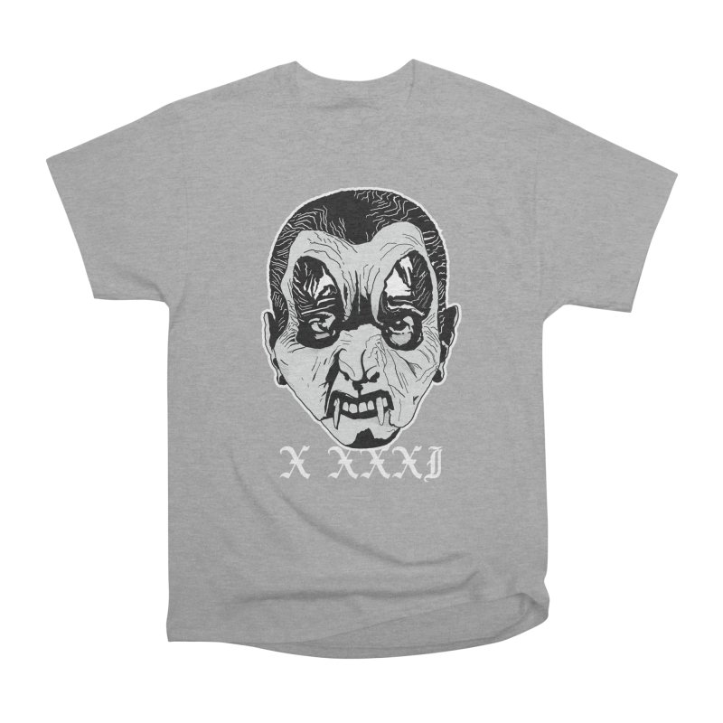 "X XXXI ""Vampire Kid"" Women's Heavyweight Unisex T-Shirt by Cold Lantern Design"