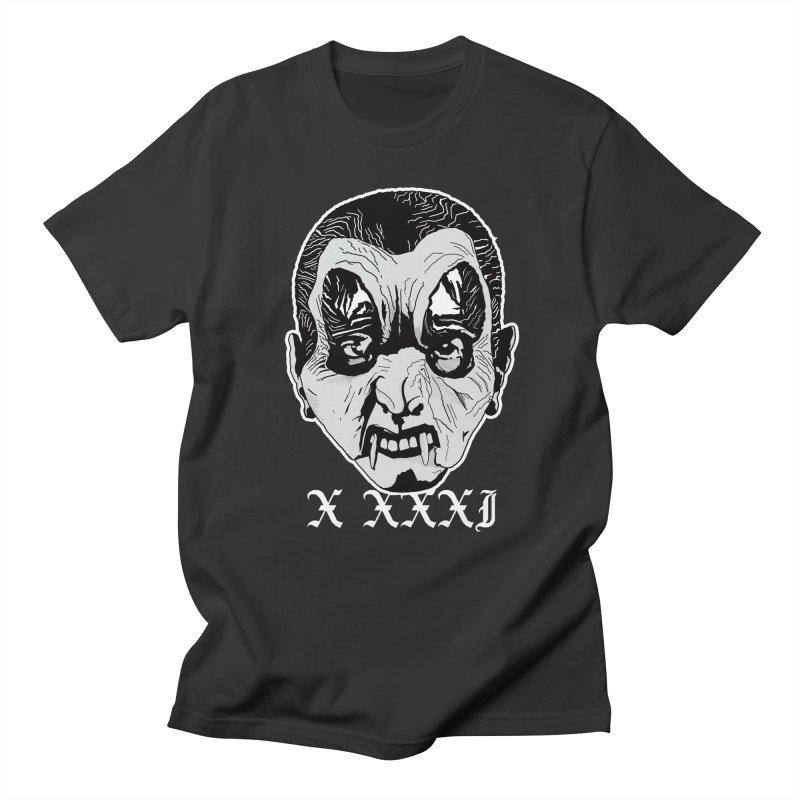 "X XXXI ""Vampire Kid"" Women's Regular Unisex T-Shirt by Cold Lantern Collection"