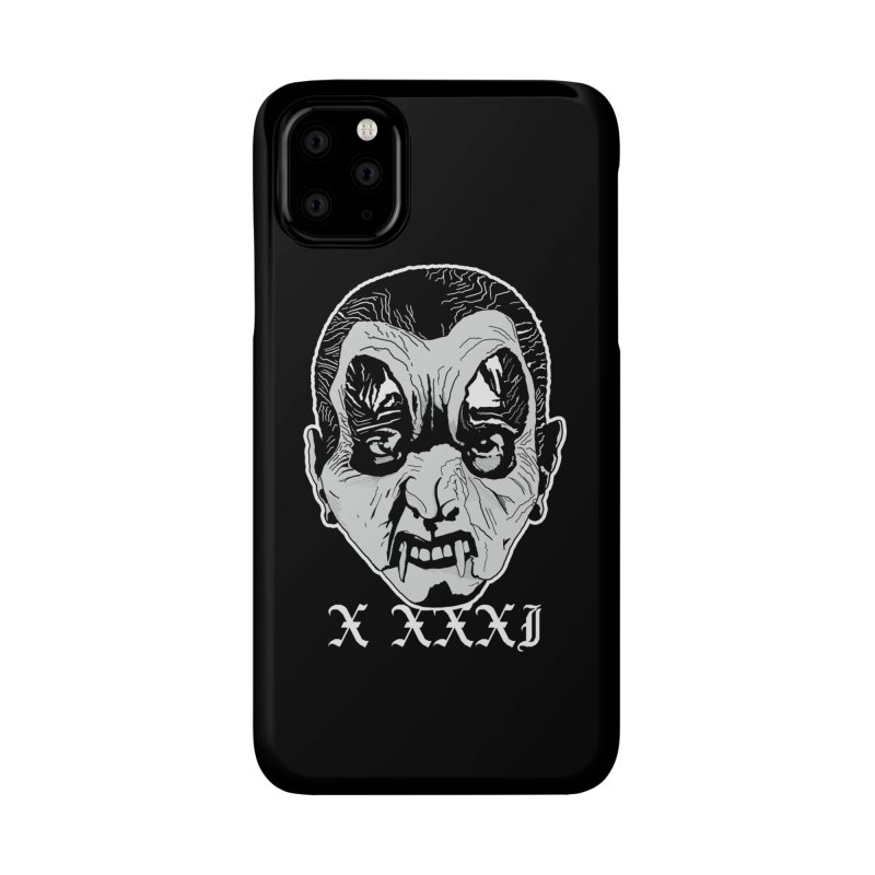 """X XXXI """"Vampire Kid"""" Accessories Phone Case by Cold Lantern Collection"""