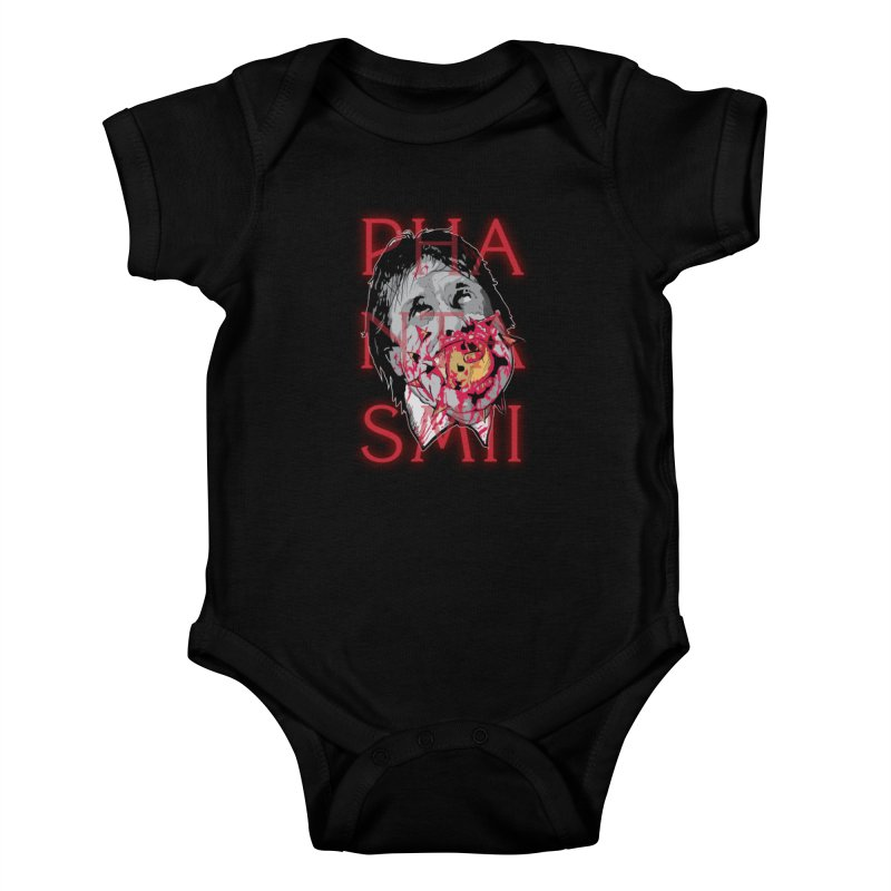 The Sentinel Sphere Kids Baby Bodysuit by Cold Lantern Collection