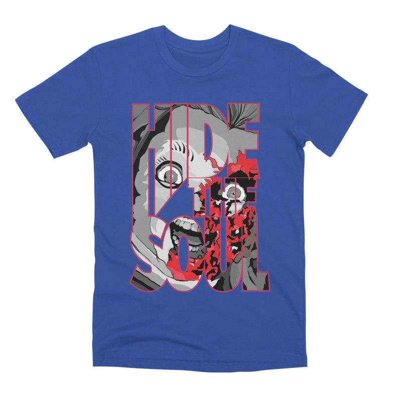 Hide The Soul Men's T-Shirt by Cold Lantern Design