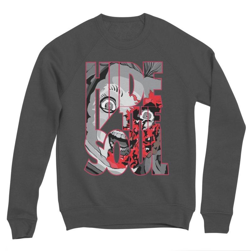 Hide The Soul Women's Sponge Fleece Sweatshirt by Cold Lantern Collection