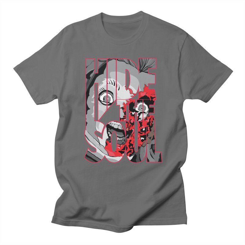 Hide The Soul Men's T-Shirt by Cold Lantern Design
