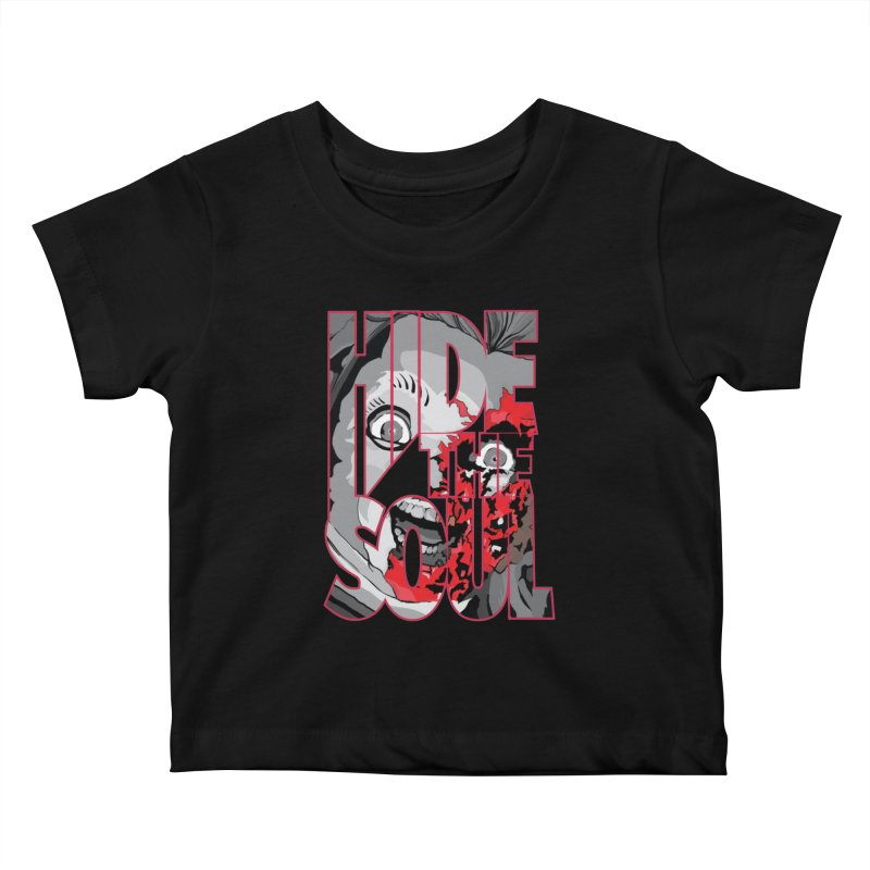 Hide The Soul Kids Baby T-Shirt by Cold Lantern Collection