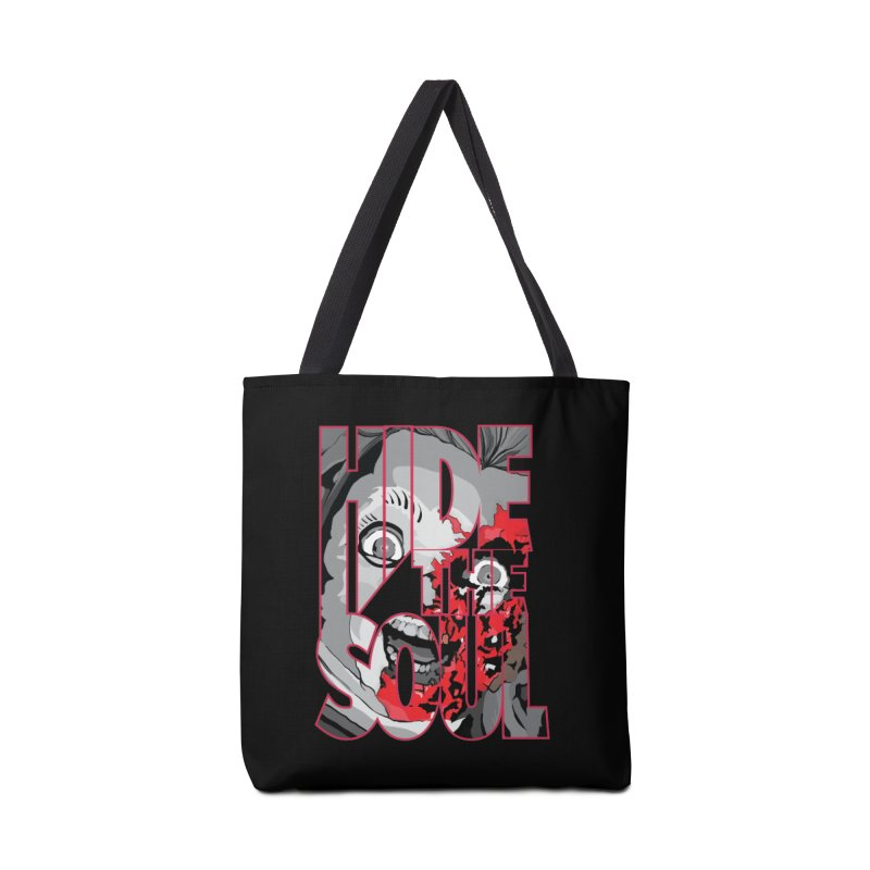 Hide The Soul Accessories Tote Bag Bag by Cold Lantern Collection