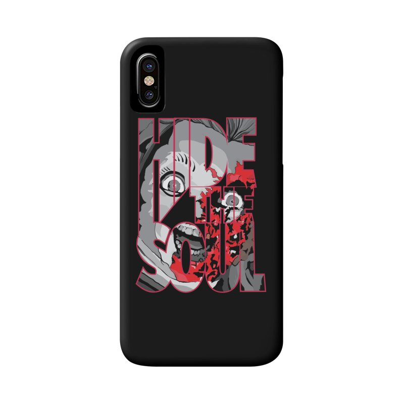 Hide The Soul Accessories Phone Case by Cold Lantern Collection