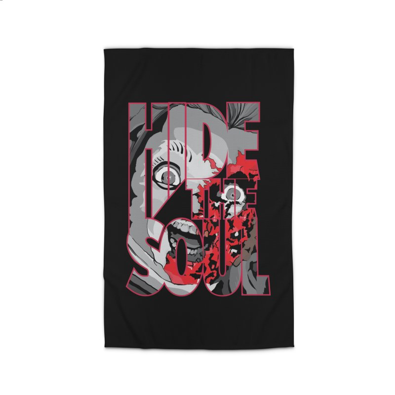 Hide The Soul Home Rug by Cold Lantern Collection