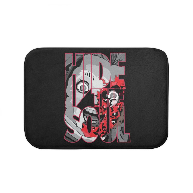 Hide The Soul Home Bath Mat by Cold Lantern Collection