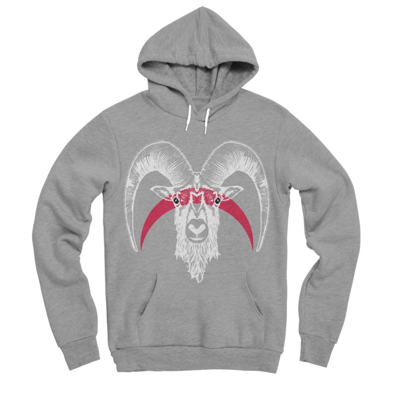 Black XI Women's Pullover Hoody by Cold Lantern Collection