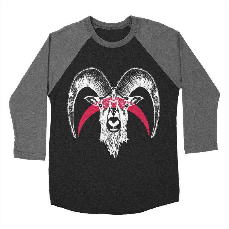 Black XI Women's Baseball Triblend Longsleeve T-Shirt by Cold Lantern Collection