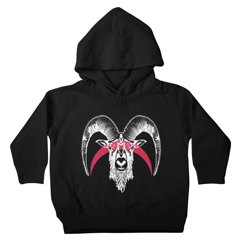 Black XI Kids Toddler Pullover Hoody by Cold Lantern Collection