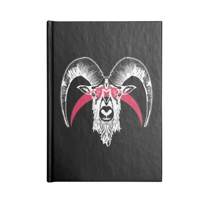 Black XI Accessories Notebook by Cold Lantern Collection