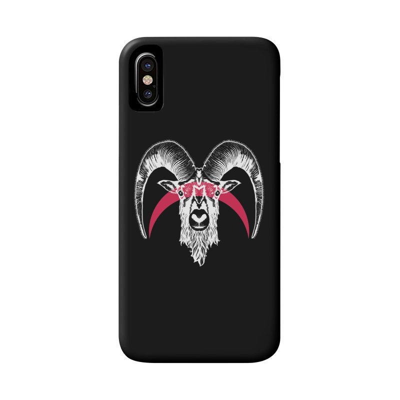 Black XI Accessories Phone Case by Cold Lantern Collection