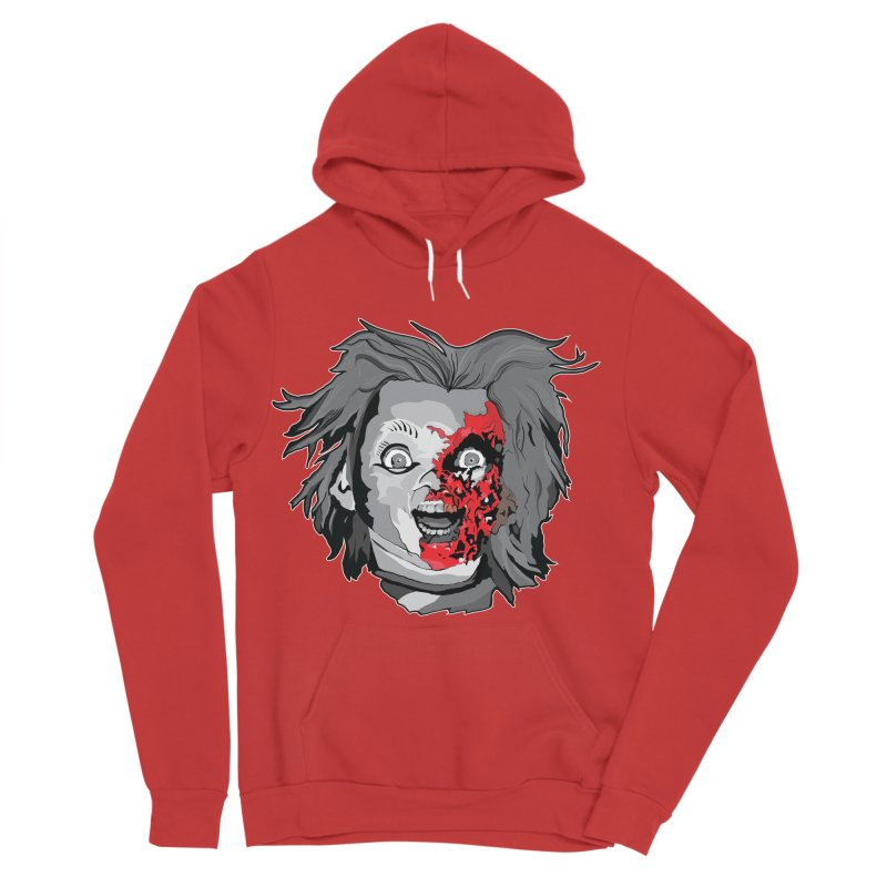 Hide the Soul (CHUCKY ONLY) Women's Pullover Hoody by Cold Lantern Collection