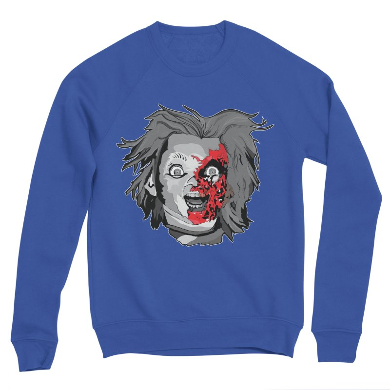 Hide the Soul (CHUCKY ONLY) Men's Sweatshirt by Cold Lantern Collection