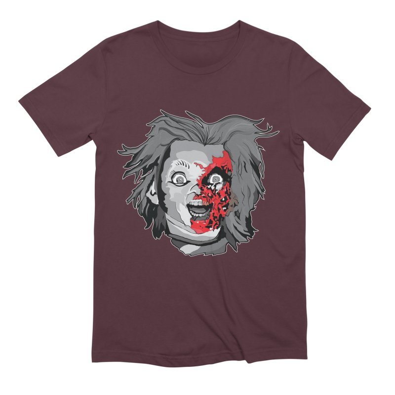 Hide the Soul (CHUCKY ONLY) Men's Extra Soft T-Shirt by Cold Lantern Collection