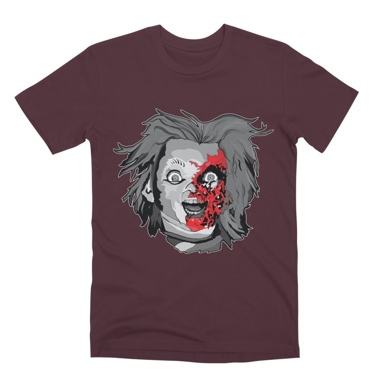 Hide the Soul (CHUCKY ONLY) Men's Premium T-Shirt by Cold Lantern Collection