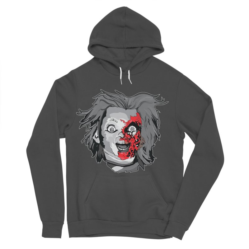 Hide the Soul (CHUCKY ONLY) Women's Sponge Fleece Pullover Hoody by Cold Lantern Collection