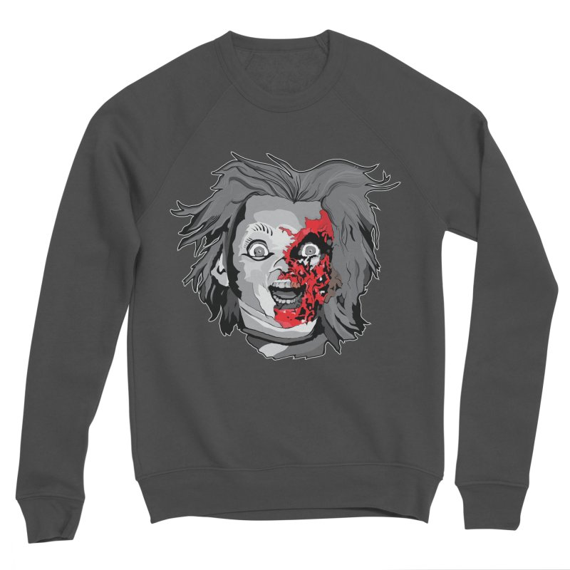 Hide the Soul (CHUCKY ONLY) Men's Sponge Fleece Sweatshirt by Cold Lantern Collection