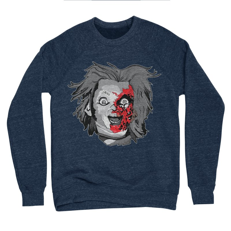 Hide the Soul (CHUCKY ONLY) Women's Sponge Fleece Sweatshirt by Cold Lantern Collection