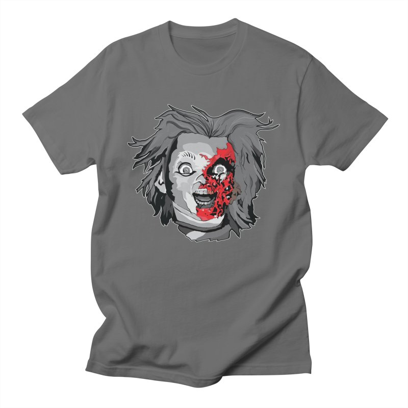 Hide the Soul (CHUCKY ONLY) Men's T-Shirt by Cold Lantern Collection