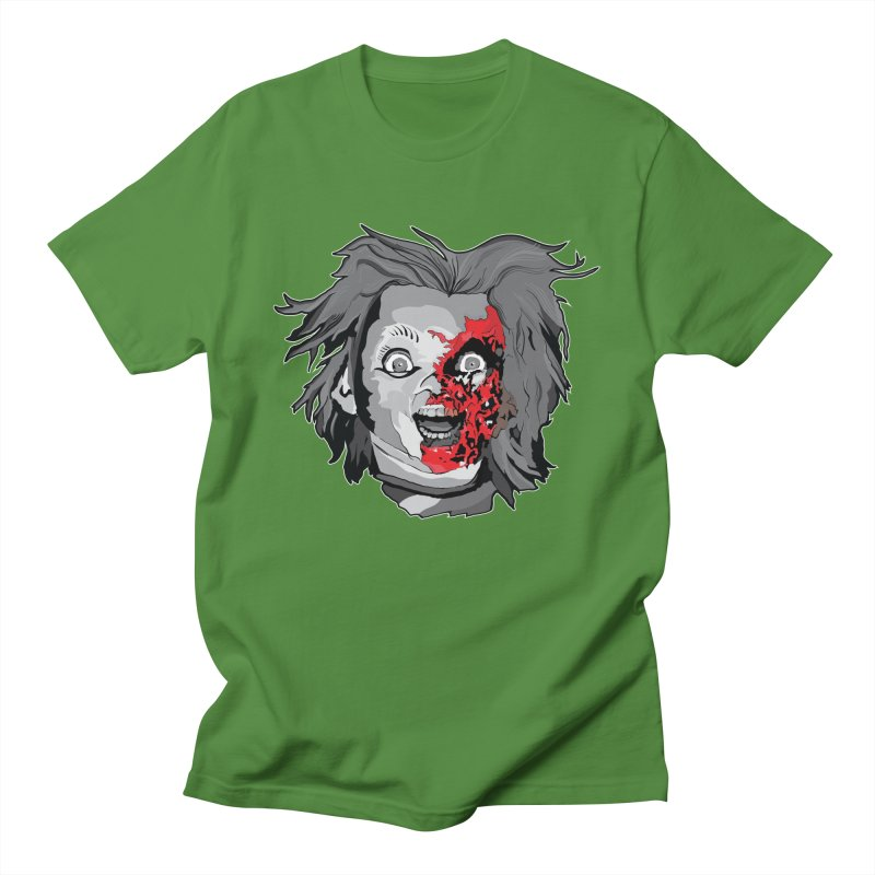 Hide the Soul (CHUCKY ONLY) Women's Regular Unisex T-Shirt by Cold Lantern Collection