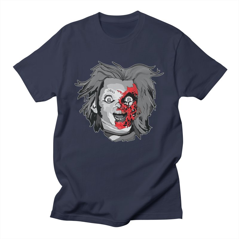 Hide the Soul (CHUCKY ONLY) Men's Regular T-Shirt by Cold Lantern Collection
