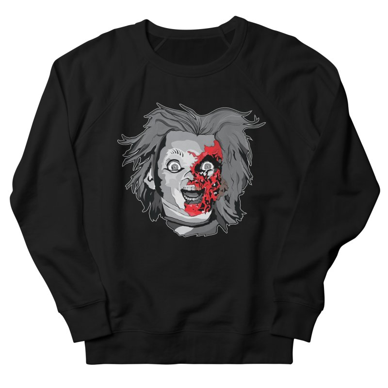 Hide the Soul (CHUCKY ONLY) Men's French Terry Sweatshirt by Cold Lantern Collection