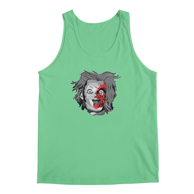 Hide the Soul (CHUCKY ONLY) Men's Regular Tank by Cold Lantern Collection