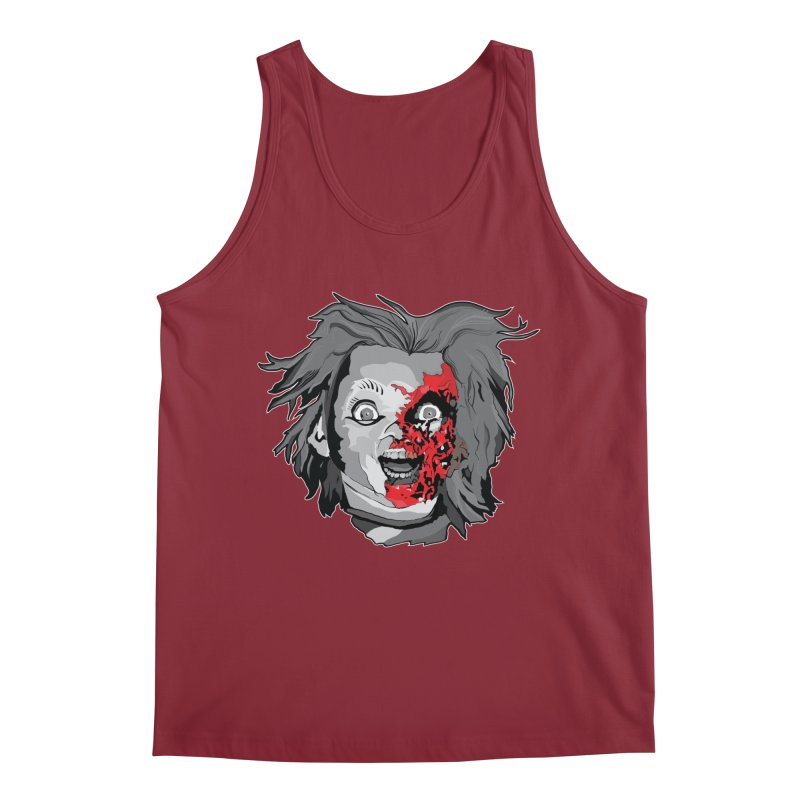 Hide the Soul (CHUCKY ONLY) Men's Tank by Cold Lantern Collection