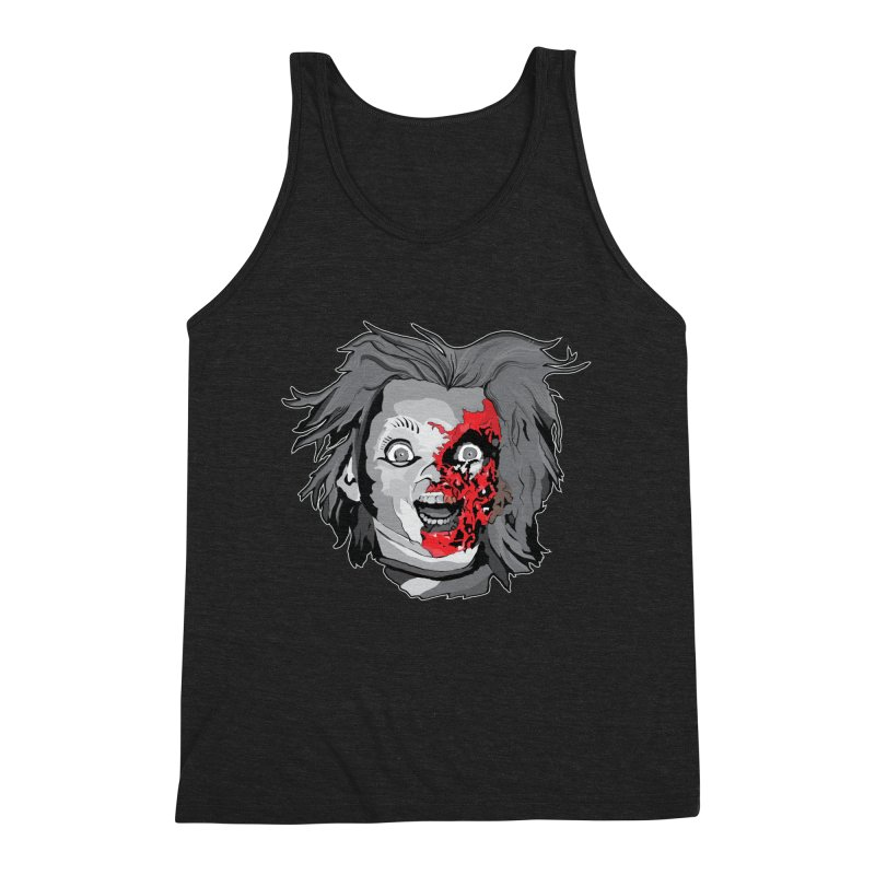 Hide the Soul (CHUCKY ONLY) Men's Triblend Tank by Cold Lantern Collection