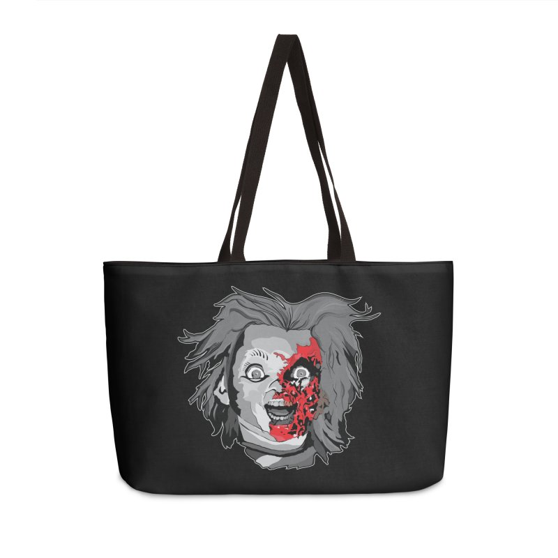 Hide the Soul (CHUCKY ONLY) Accessories Weekender Bag Bag by Cold Lantern Collection