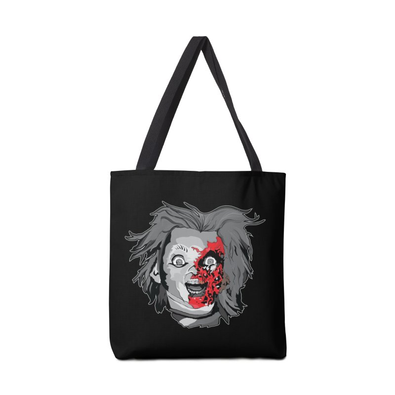 Hide the Soul (CHUCKY ONLY) Accessories Tote Bag Bag by Cold Lantern Design