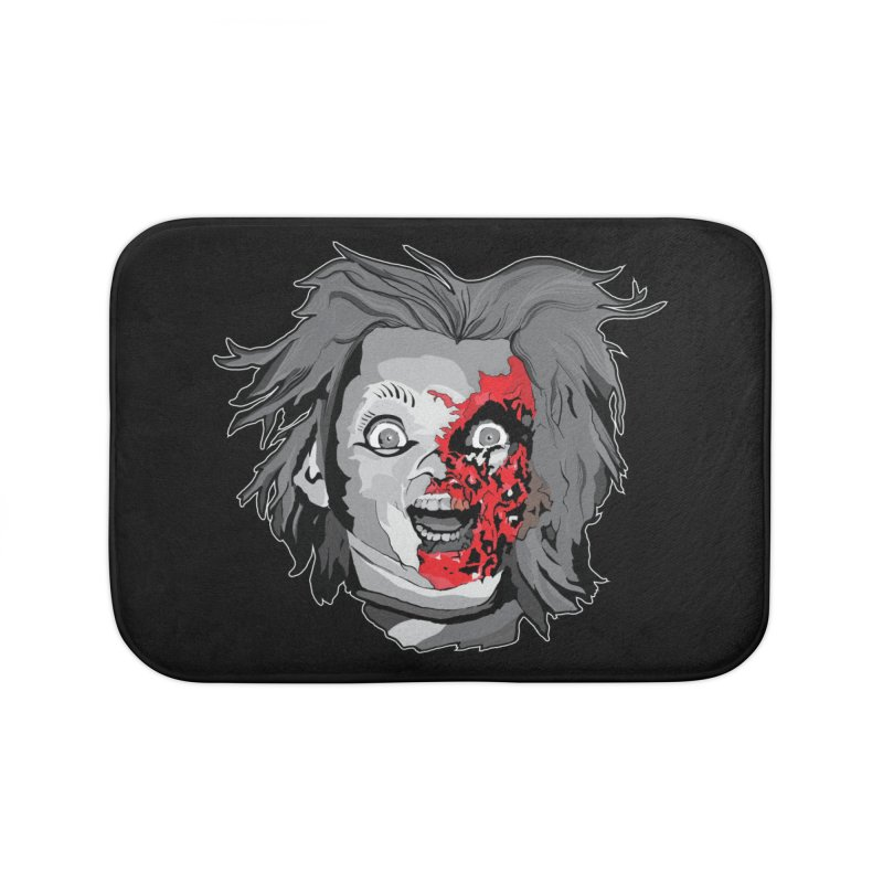 Hide the Soul (CHUCKY ONLY) Home Bath Mat by Cold Lantern Collection