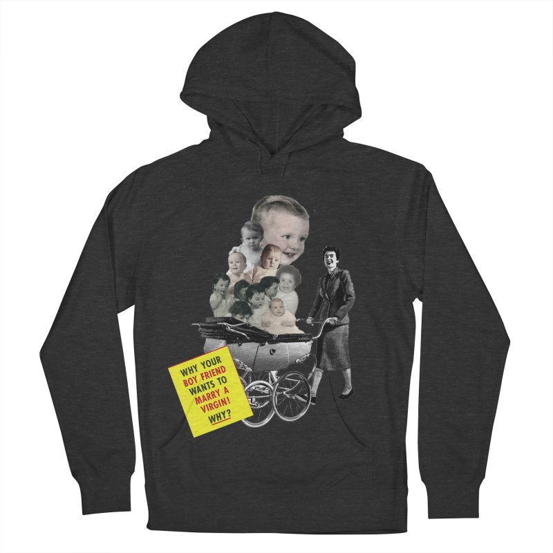 Marry a virgin Men's Pullover Hoody by Colette's Shop