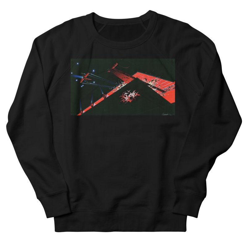 Spaceship Concept 1 Women's  by Colin Cantwell