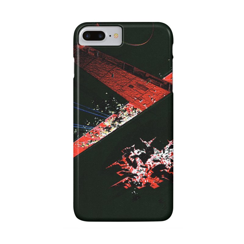 Spaceship Concept 1 Accessories Phone Case by Colin Cantwell