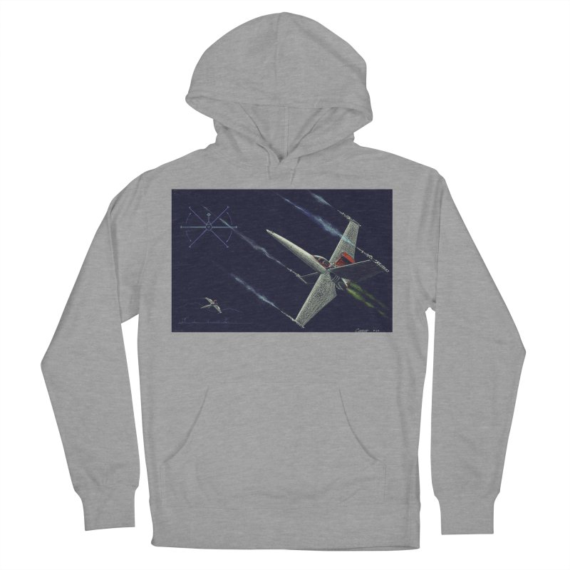 Concept 2 Women's Pullover Hoody by Colin Cantwell