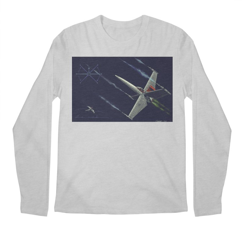 Concept 2 Men's Longsleeve T-Shirt by Colin Cantwell